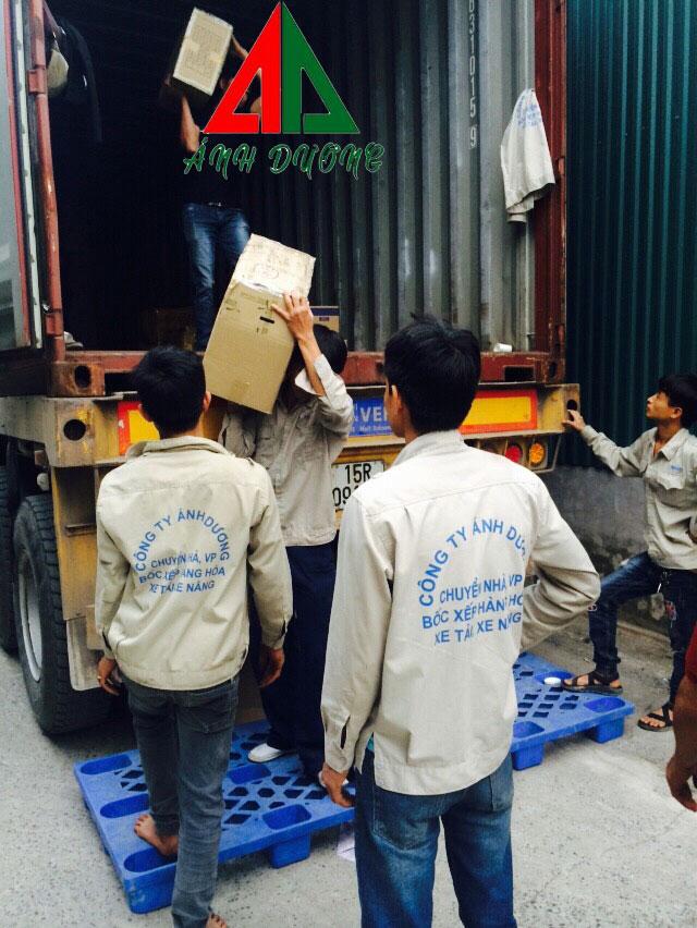 Dịch vụ bốc xếp hàng hóa tại Hà Nội – 0974.599.988