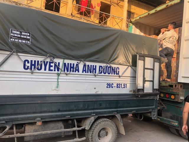 Chuyển nhà trọn gói tại Đỗ Quang 0974.599.988
