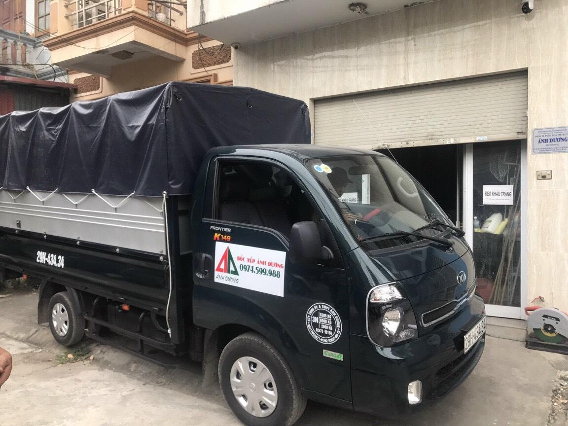 Dịch vụ chuyển nhà trọn gói tại Lương Thế Vinh  0383.333.313
