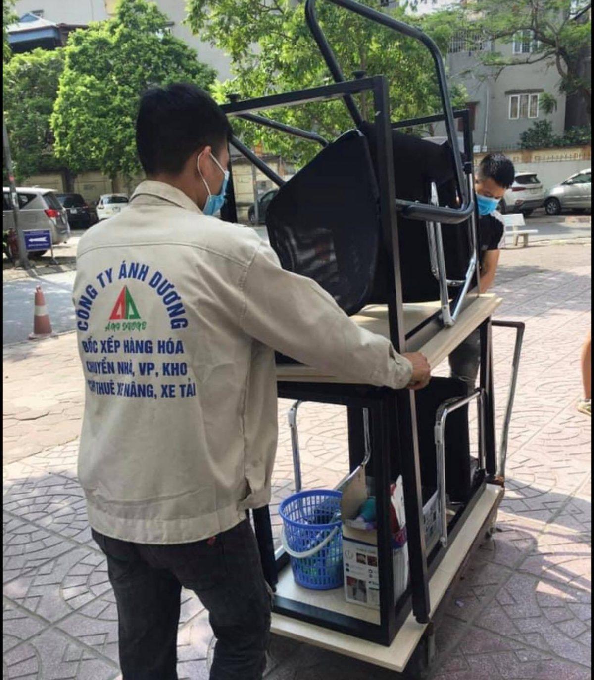 Chuyển nhà trọn gói tại Nghĩa Tân 0974.599.988