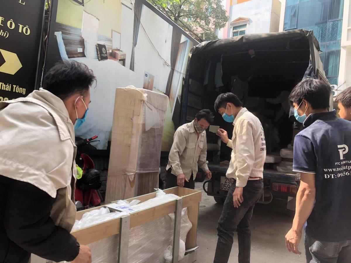 Dịch vụ chuyển nhà, văn phòng Trần Quốc Hoàn 0974.599.988